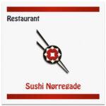 Sushi København menukort